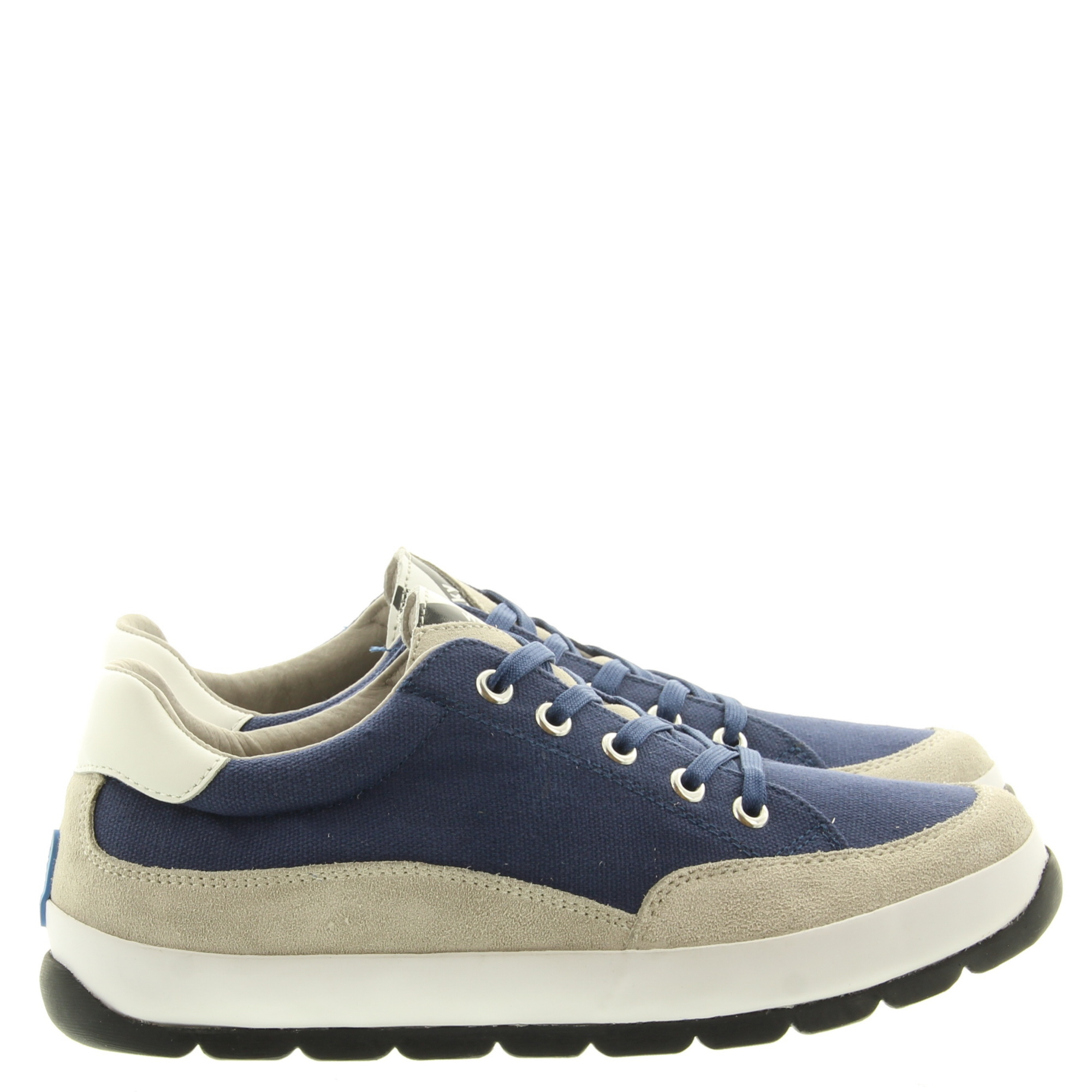 Wolky 0142594 Babati 800 Blue Canvas