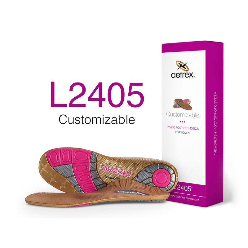 Aetrex L2405W Lynco Mozaic Sport