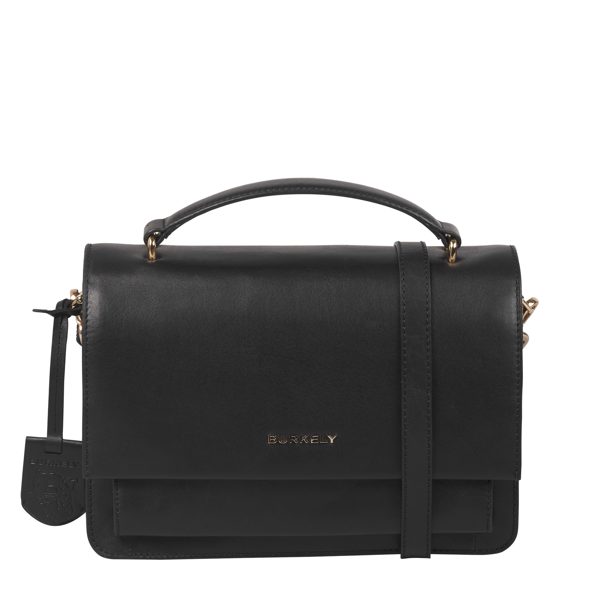 Burkely 1000153 Citybag 43.10 Zwart