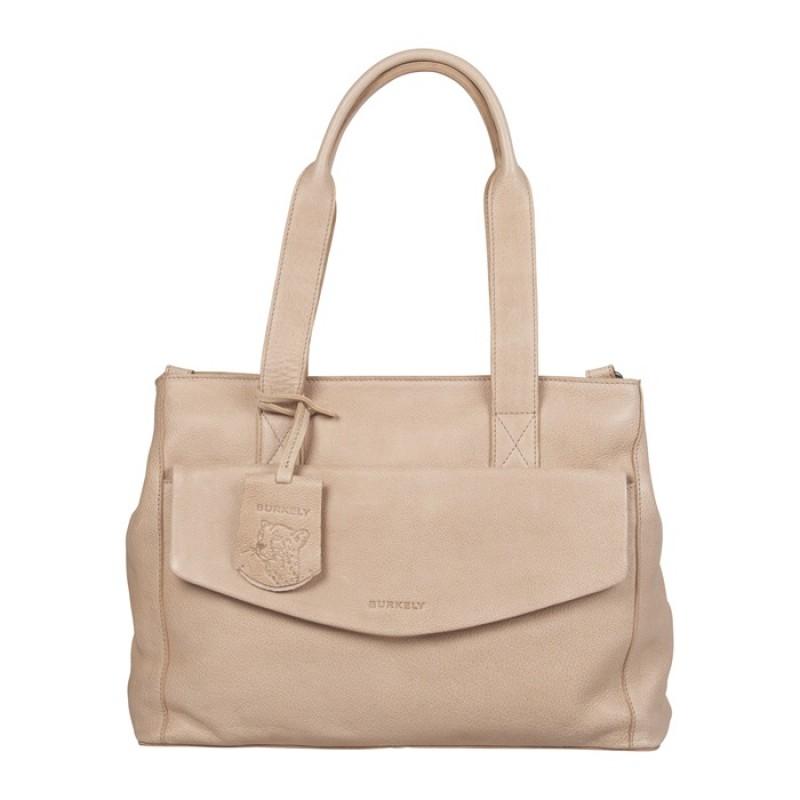 Burkely 1000027 Handbag M 84.21 Beige