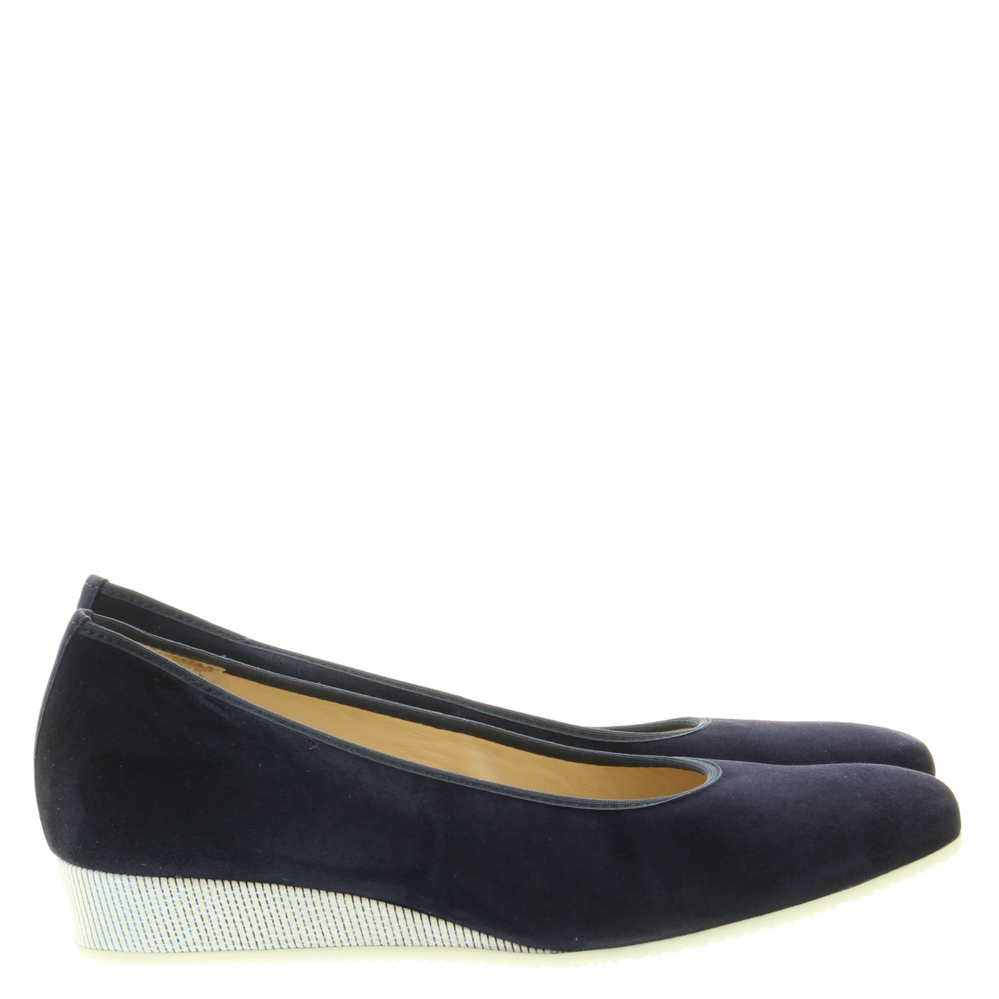 Hassia Shoes 302202 Cannes 3230 Blue Ocean