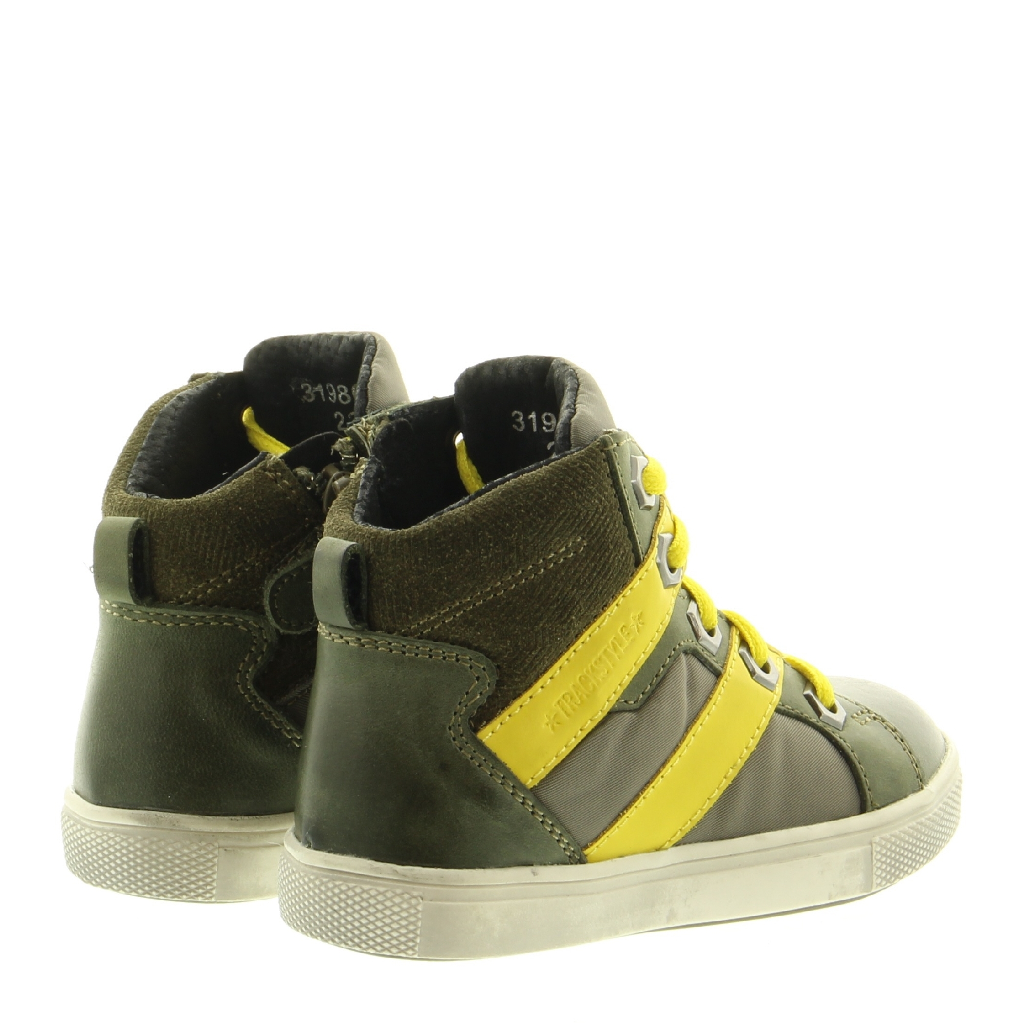 Twins Trackstyle 319800 569 Army Green