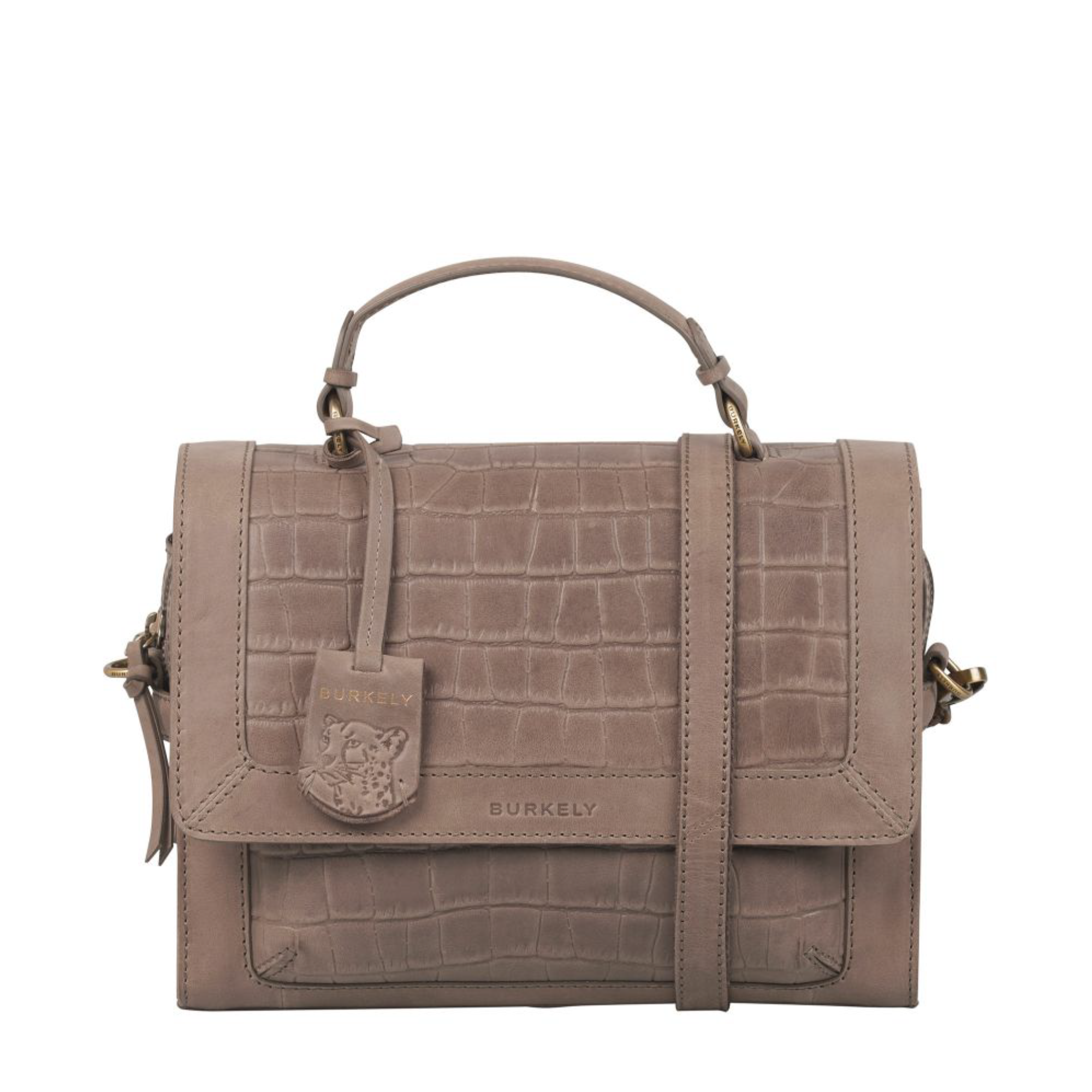 Burkely 1000124 Citybag 29.25 Taupe