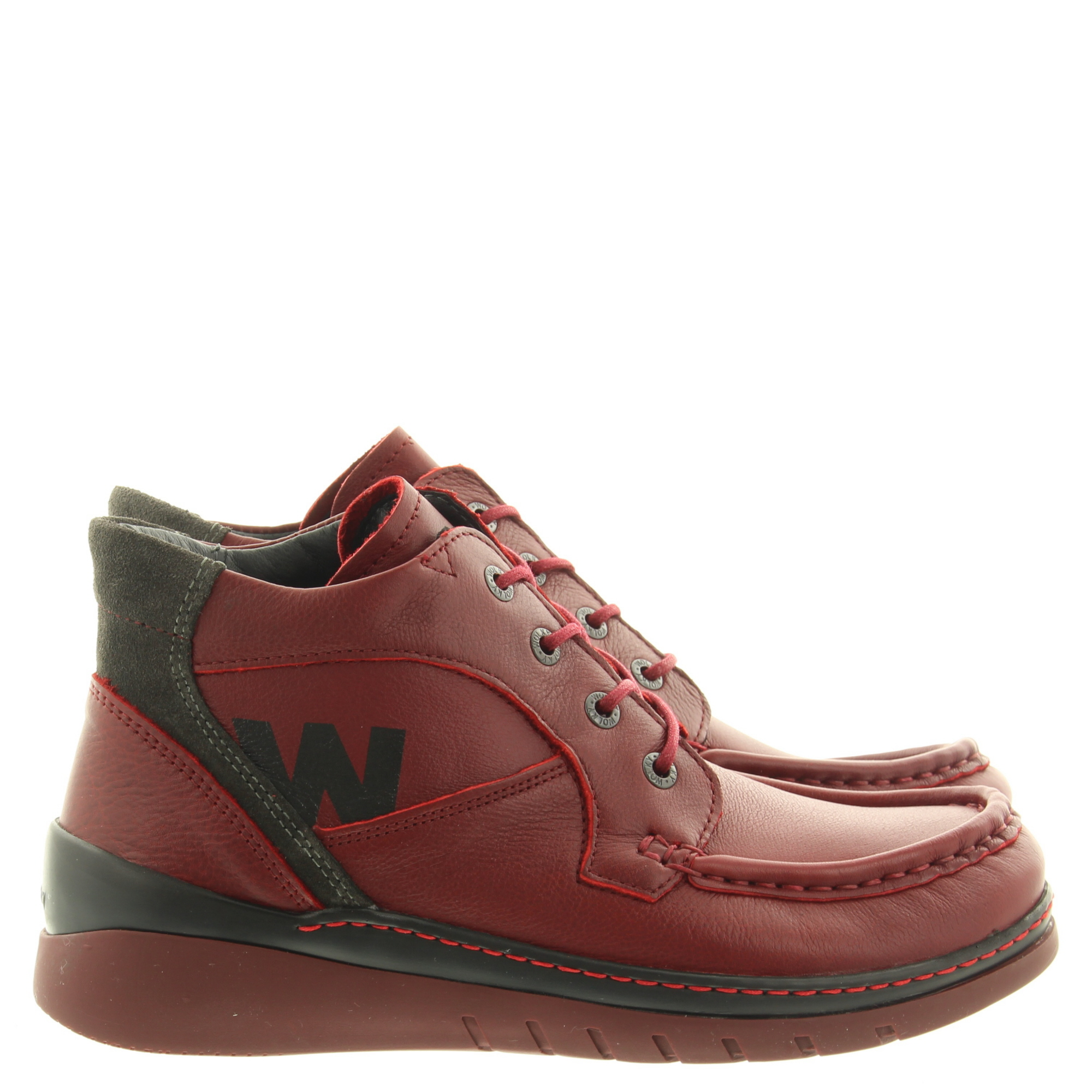 Wolky 0485024 Zoom 505 Dark-red