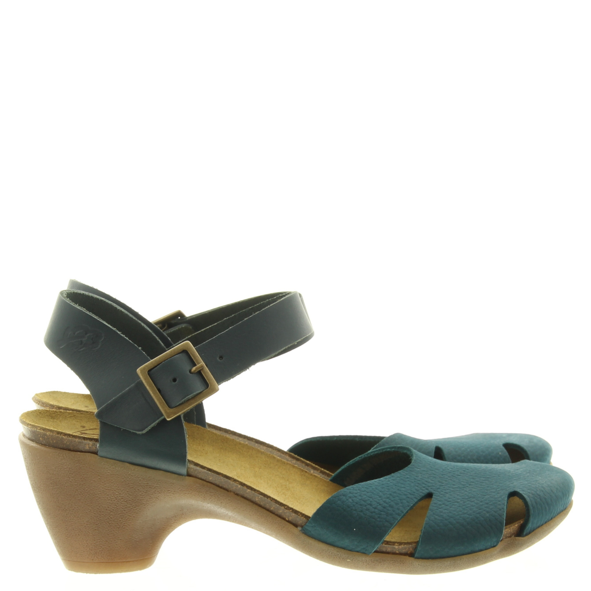 Loints 52866 Notendaal 1947 Turquoise/Petrol
