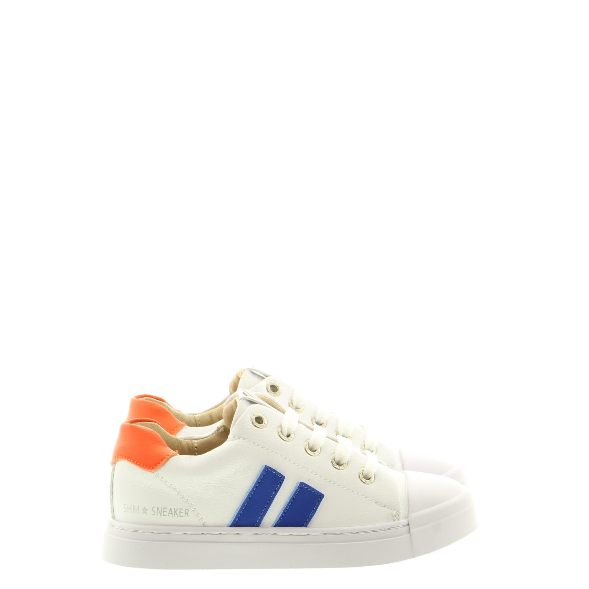 ShoesMe SH21S010-D White Orange