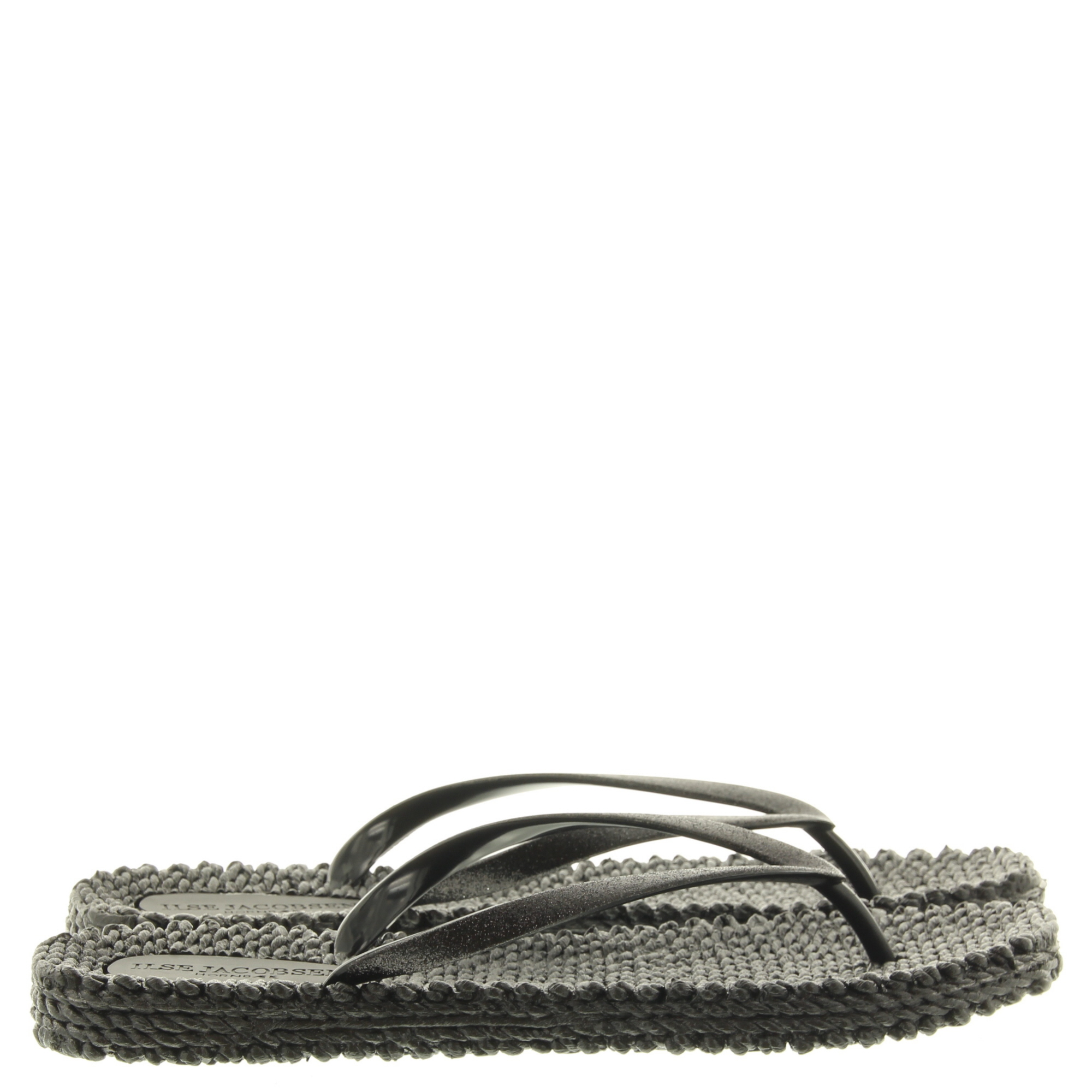 Ilse Jacobsen Fitflops Glitters Black