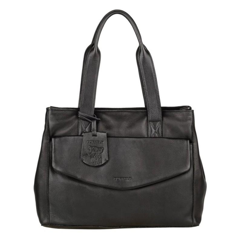 Burkely 1000027 Handbag M 84.10 Zwart