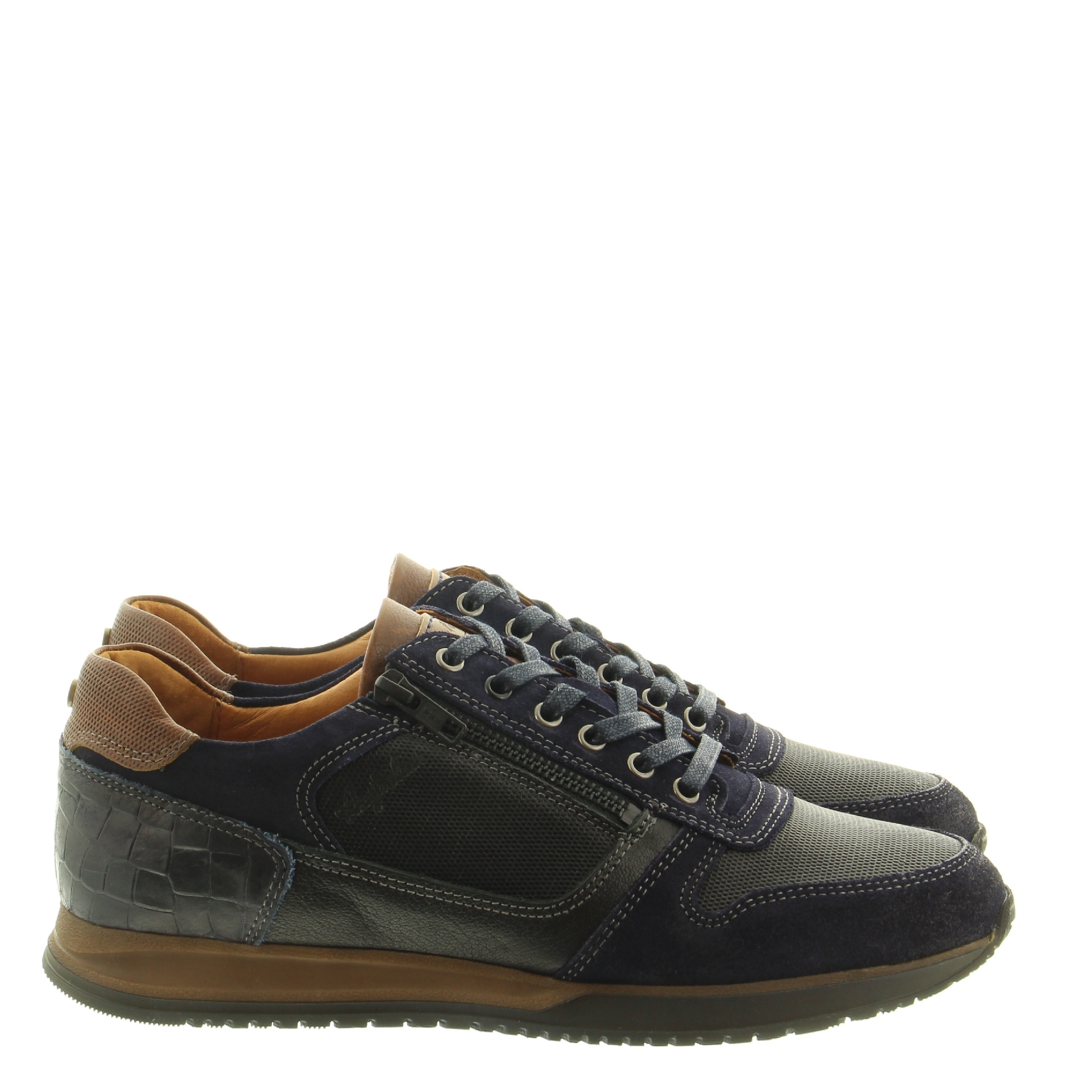 Australian Footwear Browning 15.1508.01 A10 Black Blue
