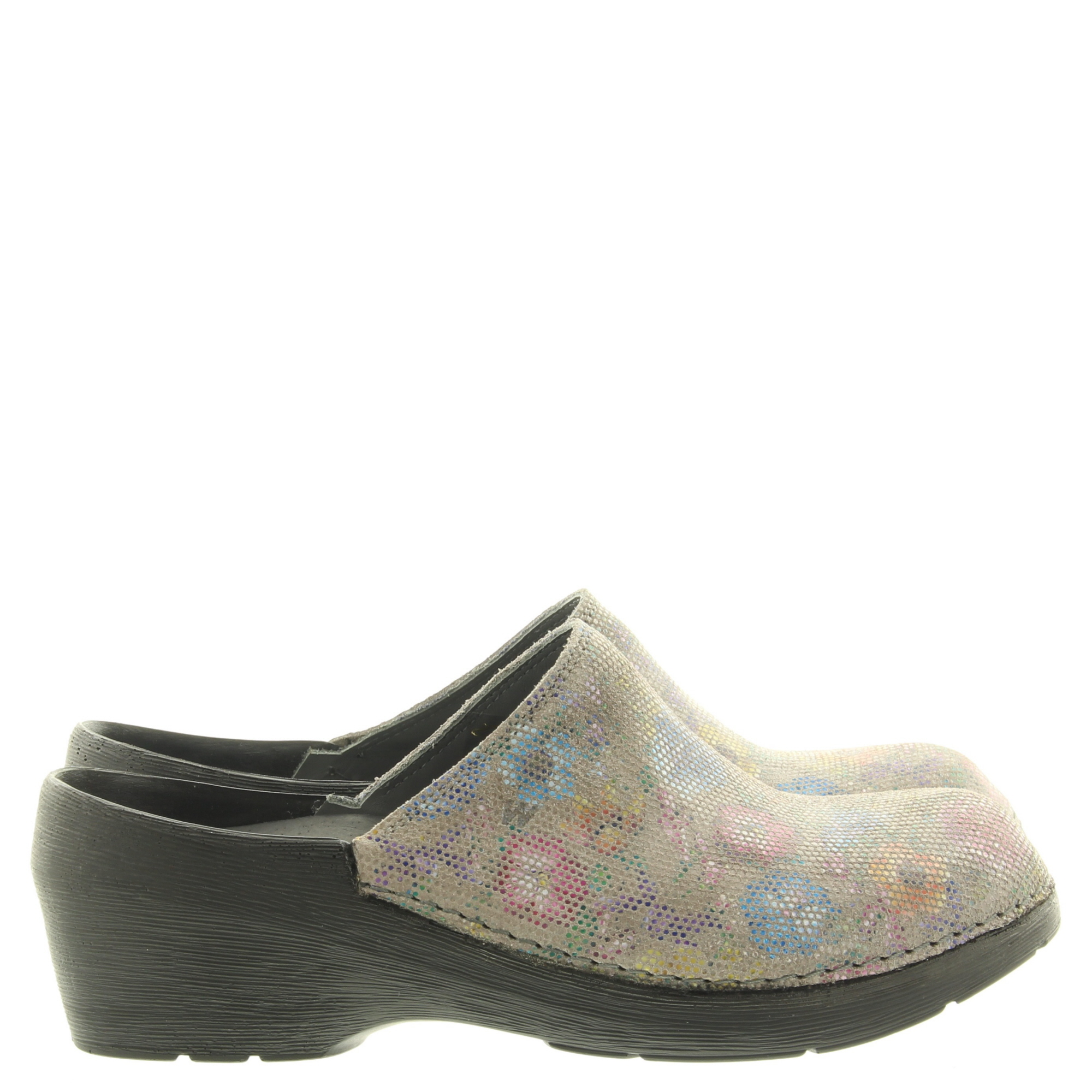 Wolky 0607545 Clog Flowerpoint 150 Taupe