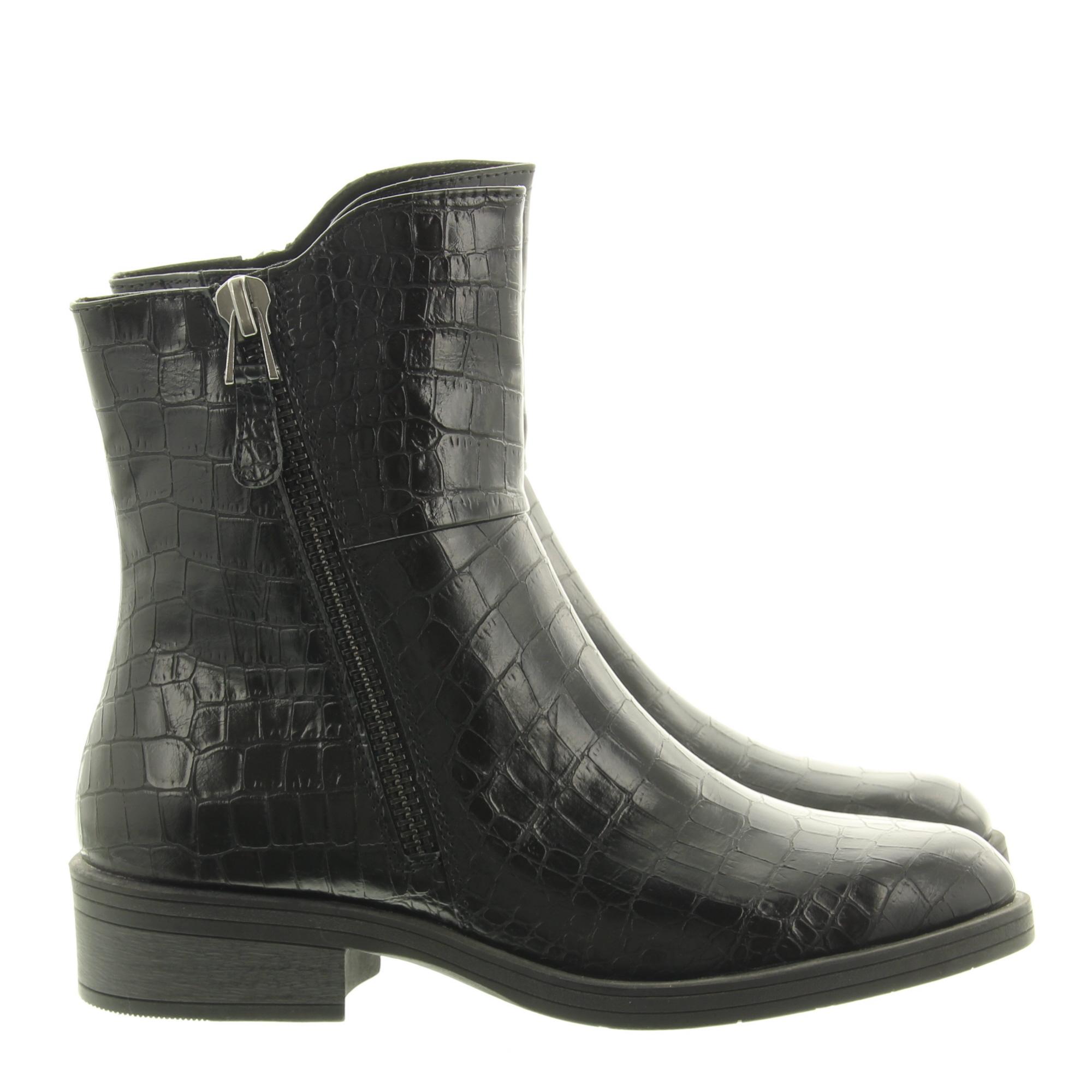 Marco Tozzi 25025 006 Black croco
