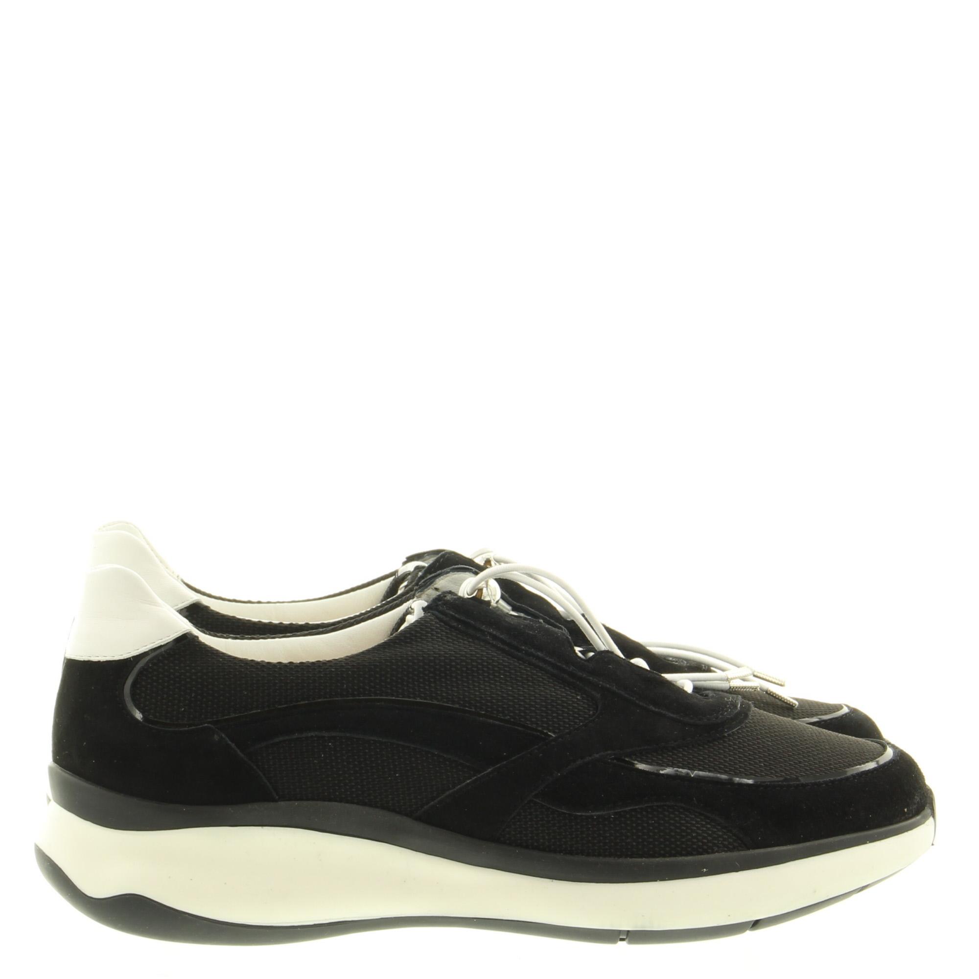 Hassia Shoes 301173 Monaco 0106 Schwarz Milk