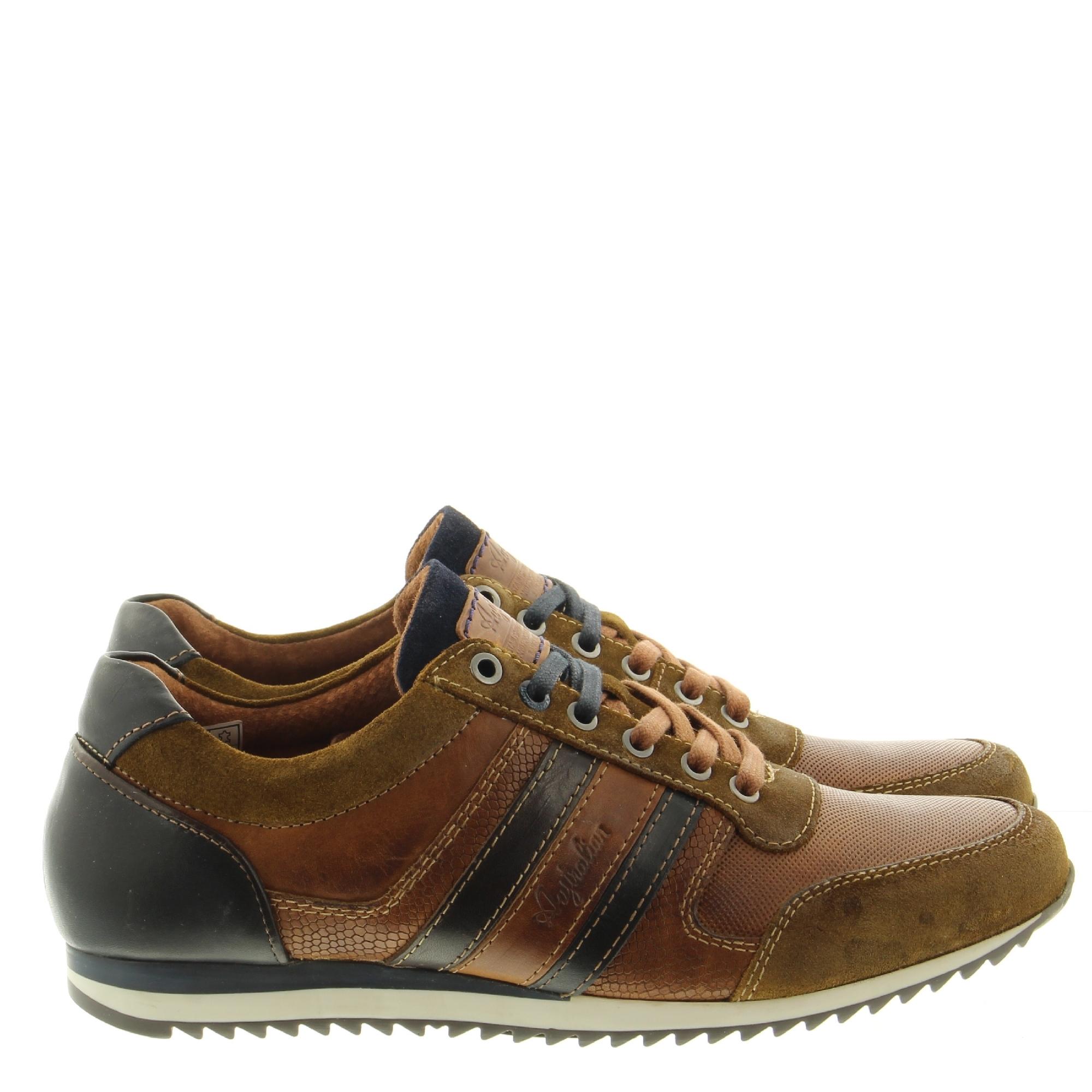 Australian Footwear Cornwall 15.1351.02 T15 Tan Combi