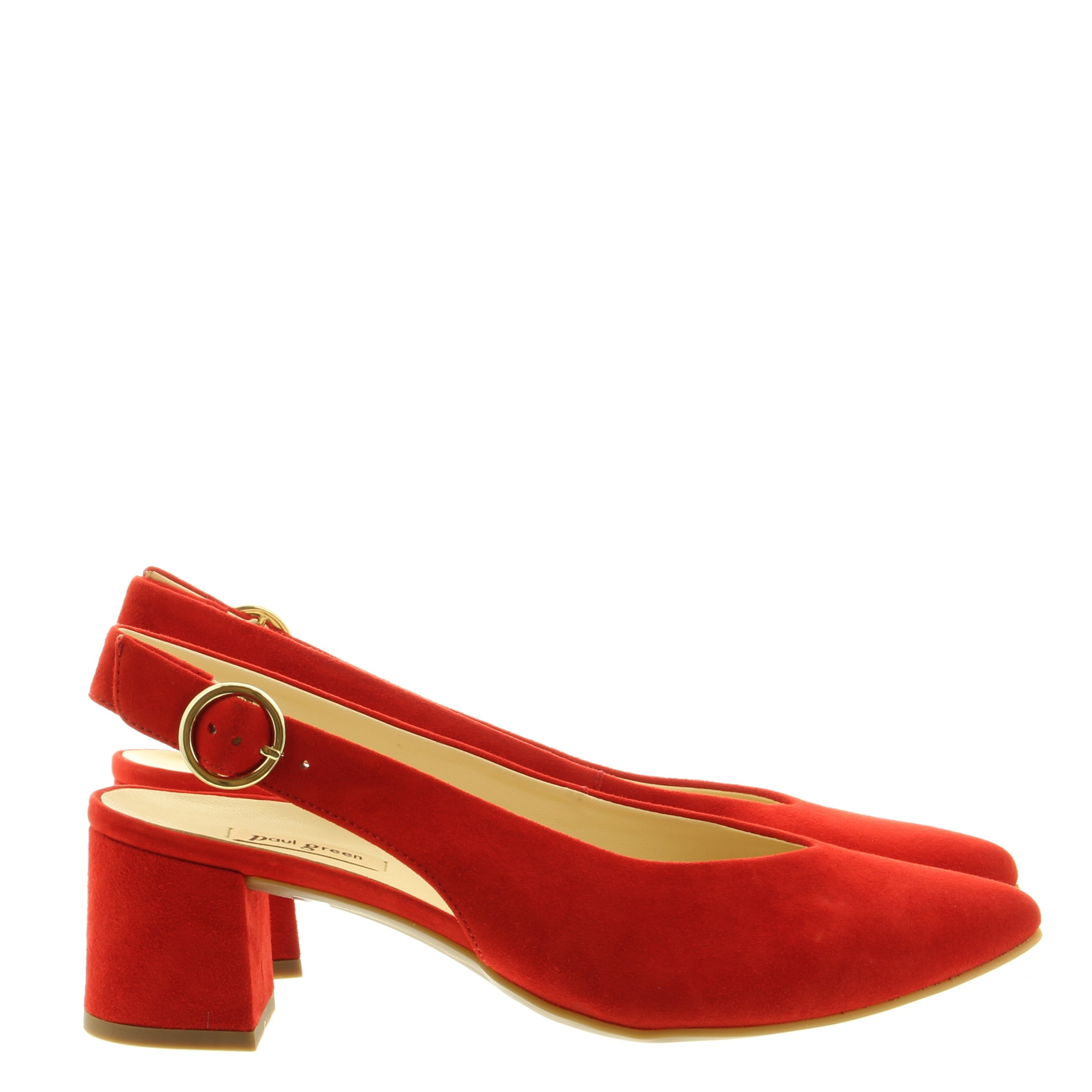 Paul Green 7503 024 Red