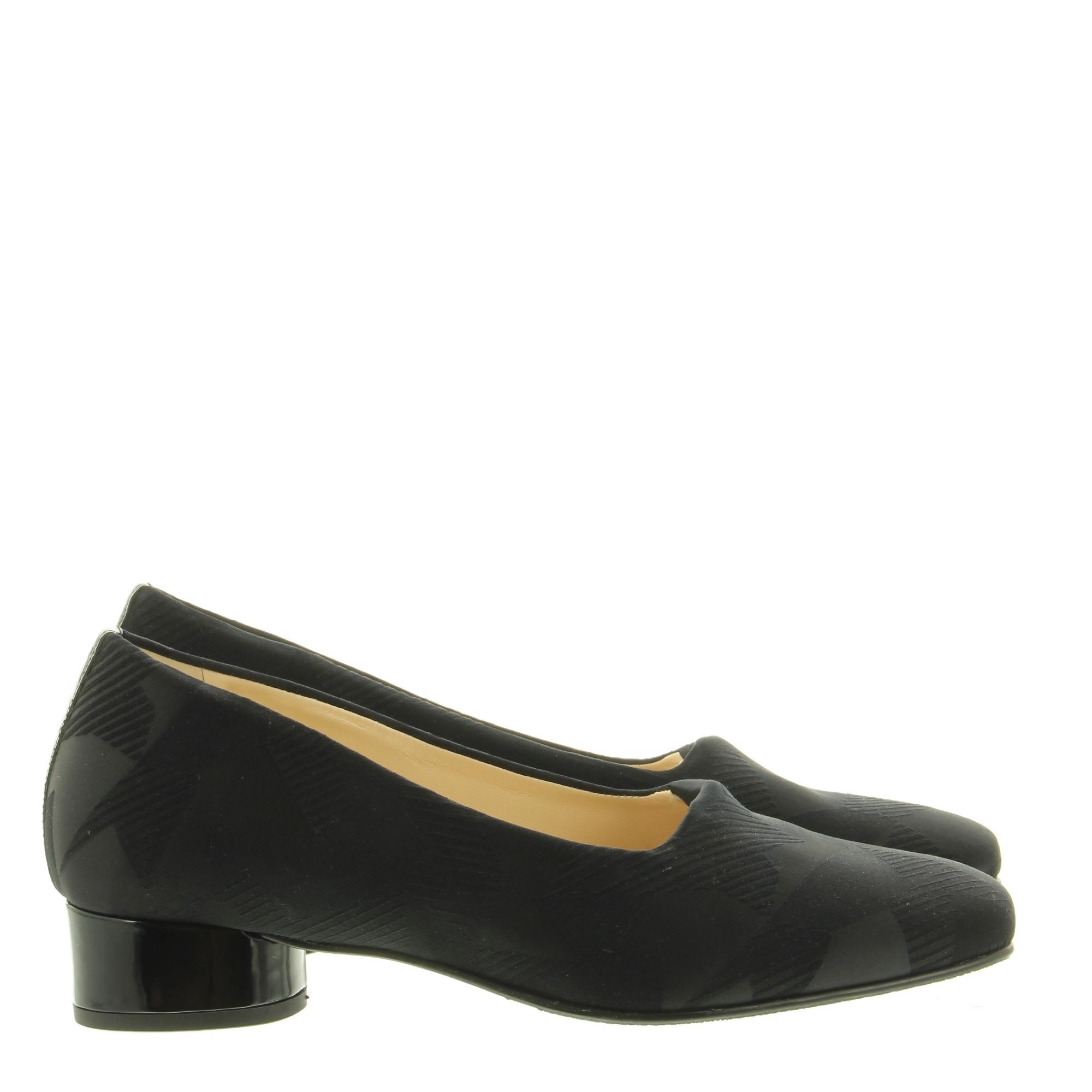 Hassia Shoes 302634 Roma 0100 Schwarz