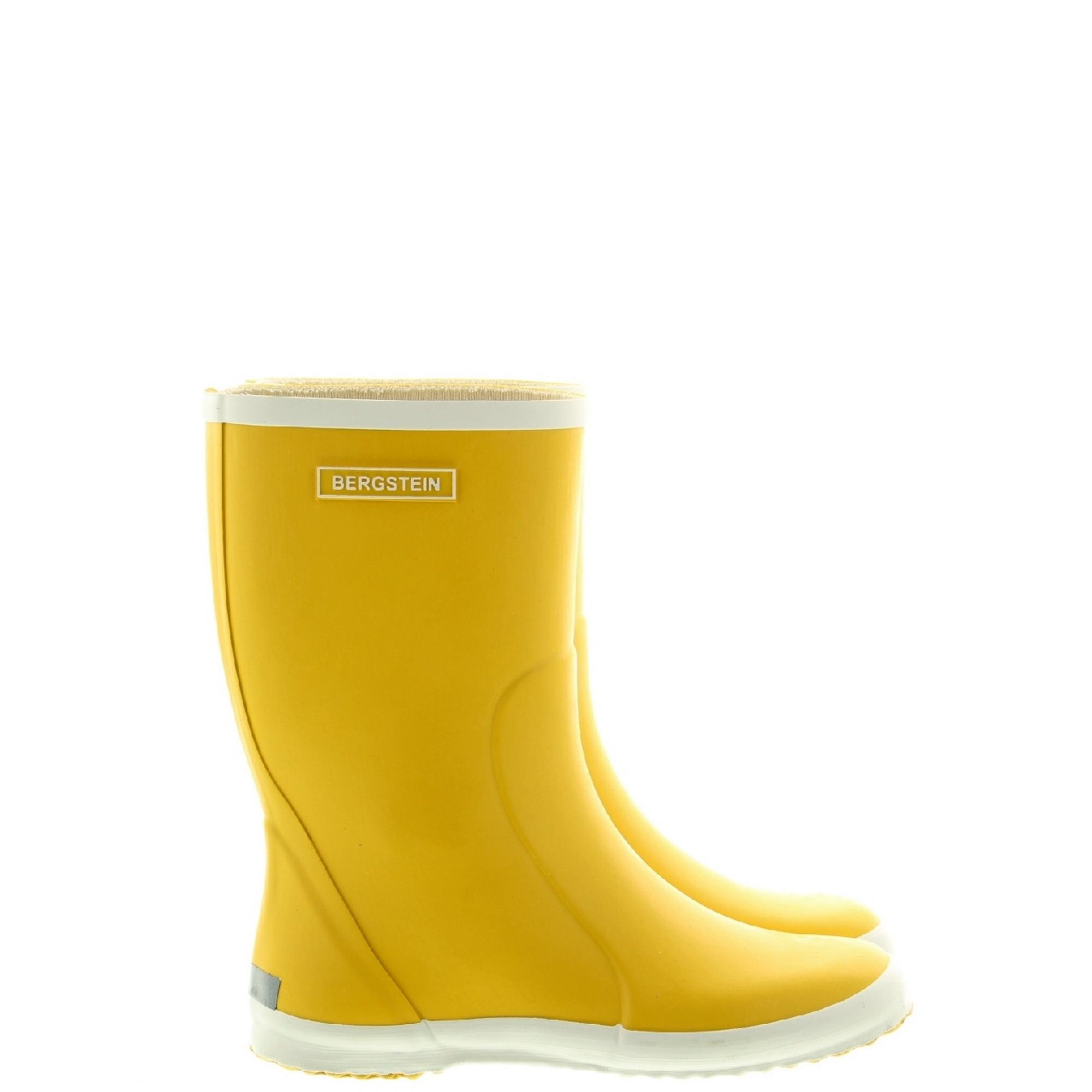Bergstein Rainboot 85 Yellow