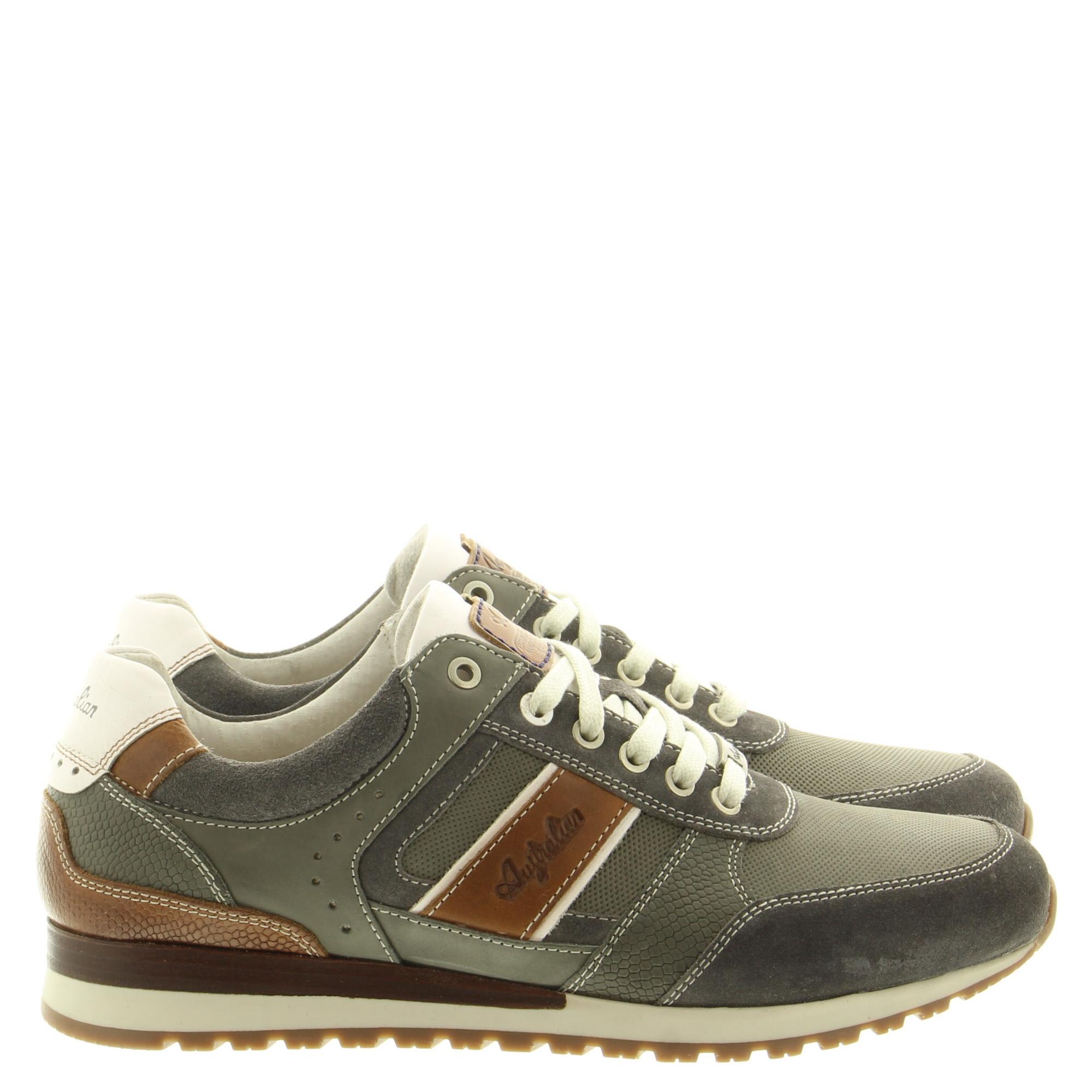 Australian Footwear Condor 15.1504.02 PKV Grey-White-Tan