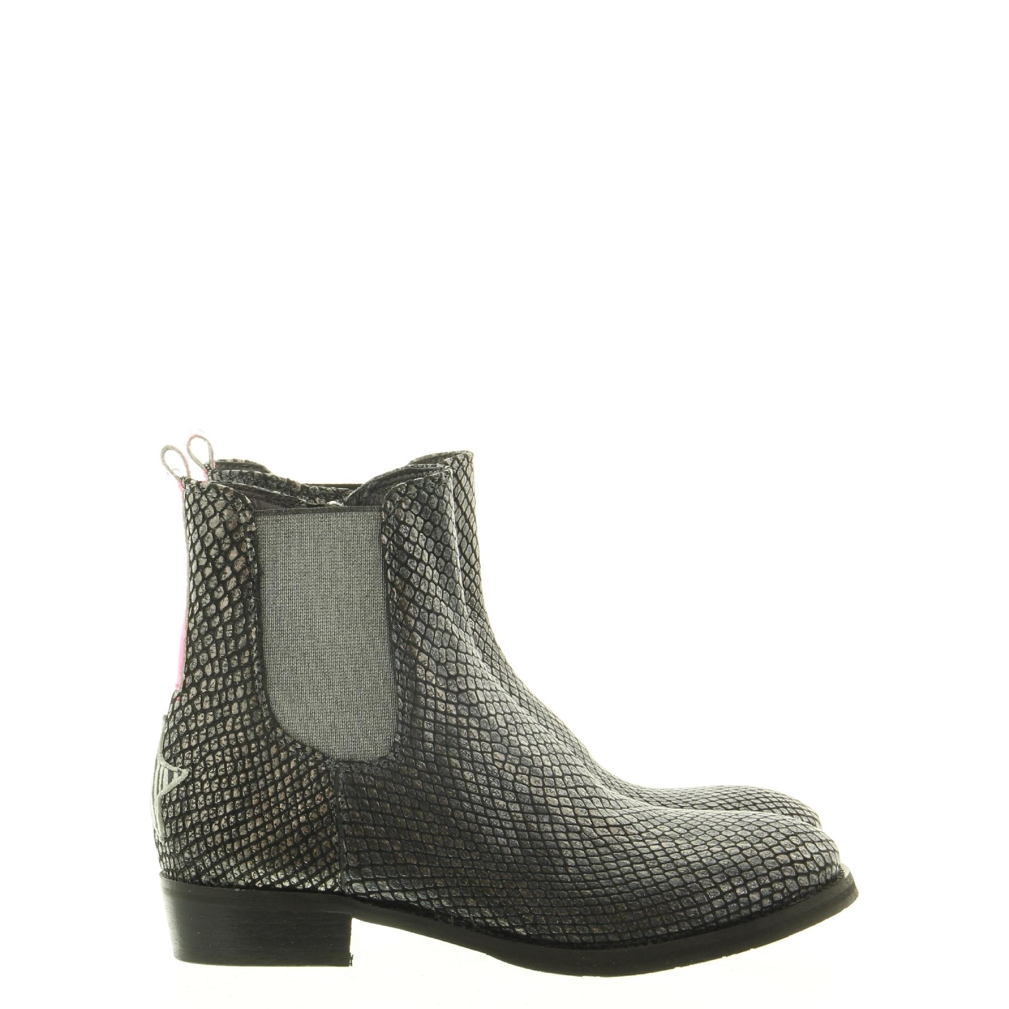 ShoesMe WT9W007-A Old Silver