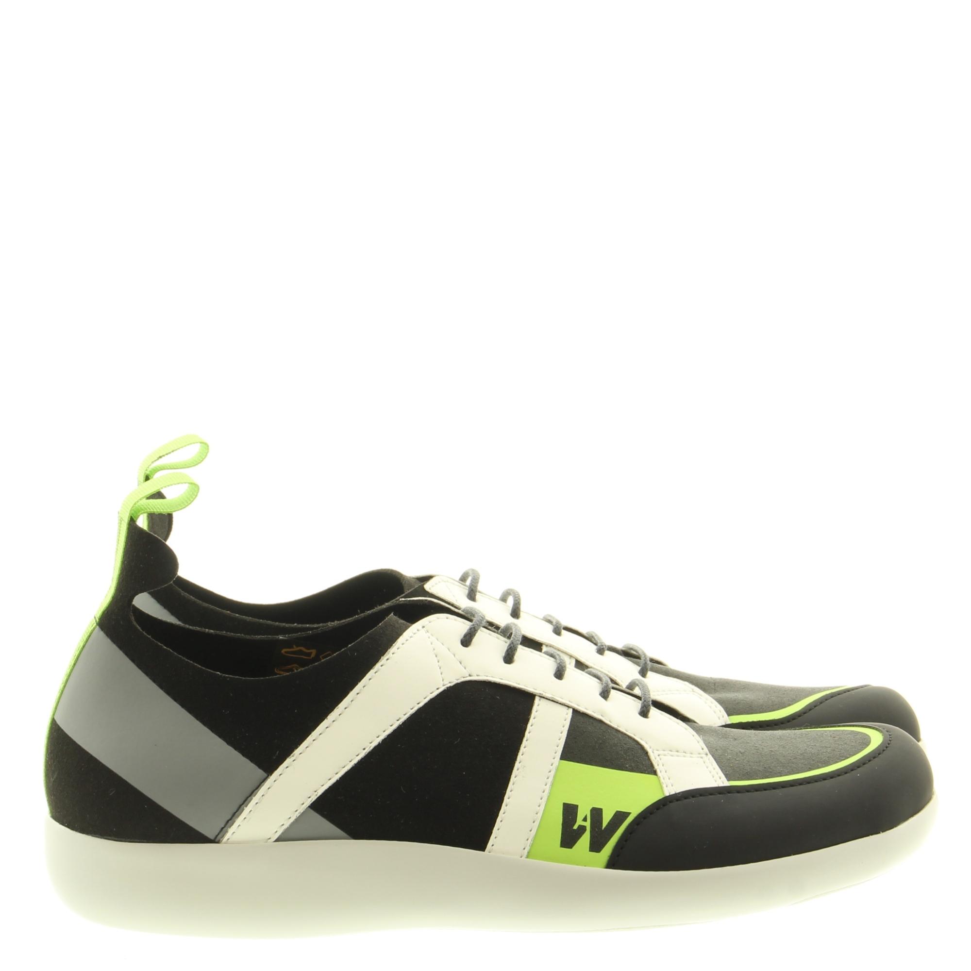Wolky 0407500 Base Microfiber 075 Black Lime