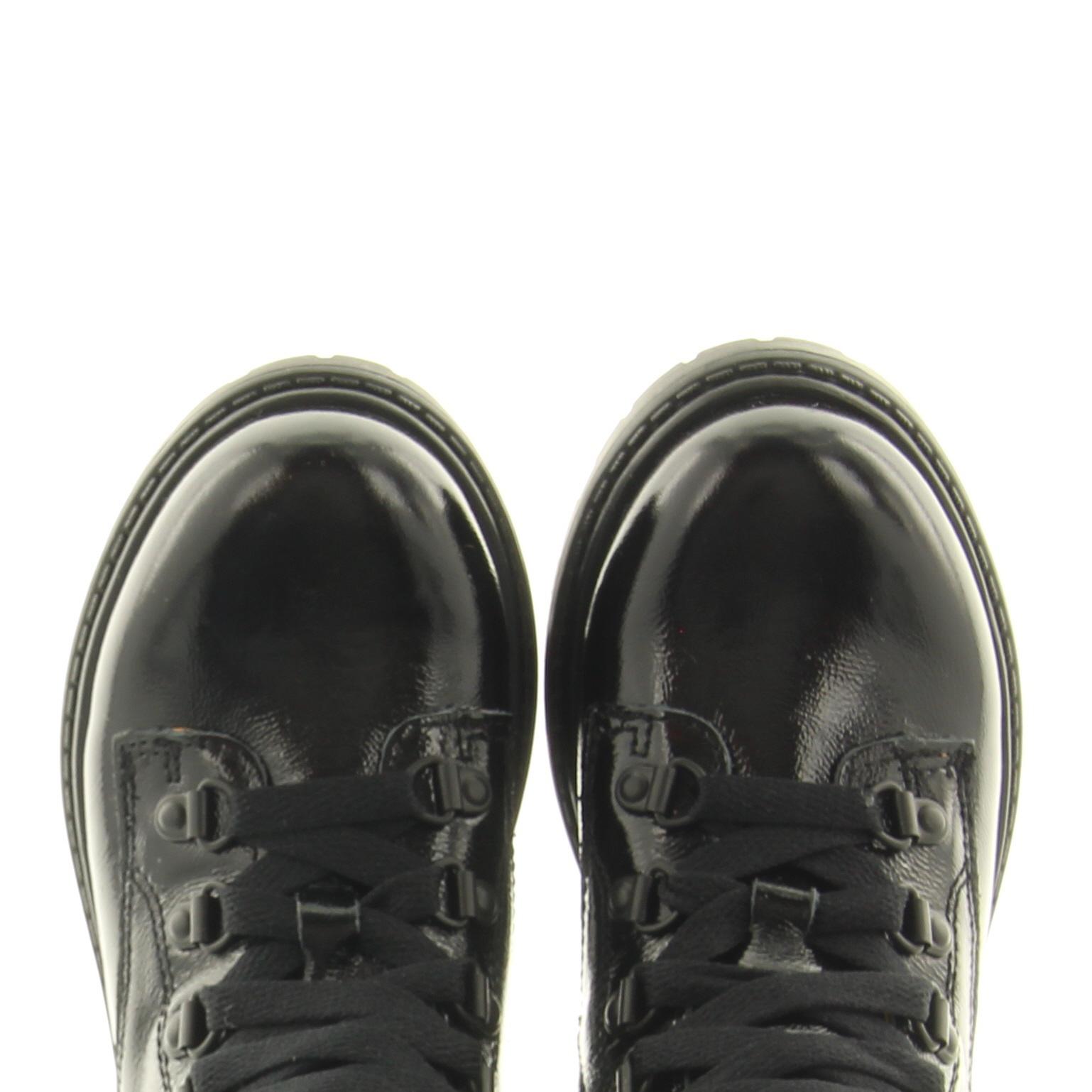 Twins Trackstyle 320510 989 Black Patent