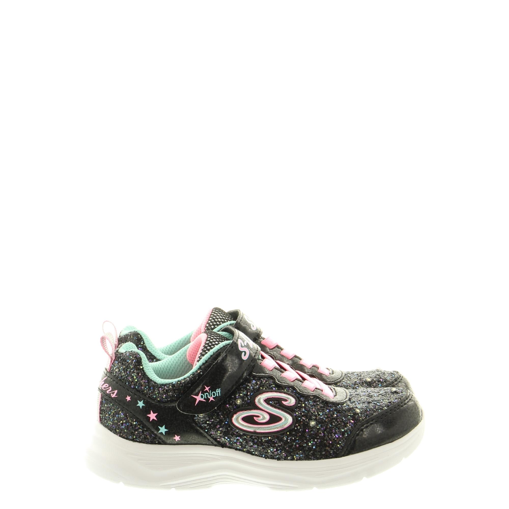 Skechers 20267 BKPK Black Pink